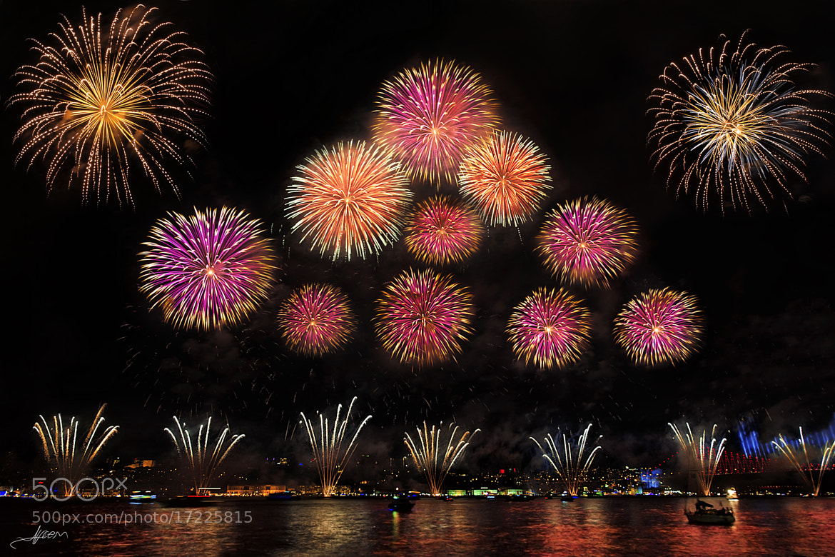 Photograph Republic Day Celebrations in Istanbul by Alp Cem on 500px