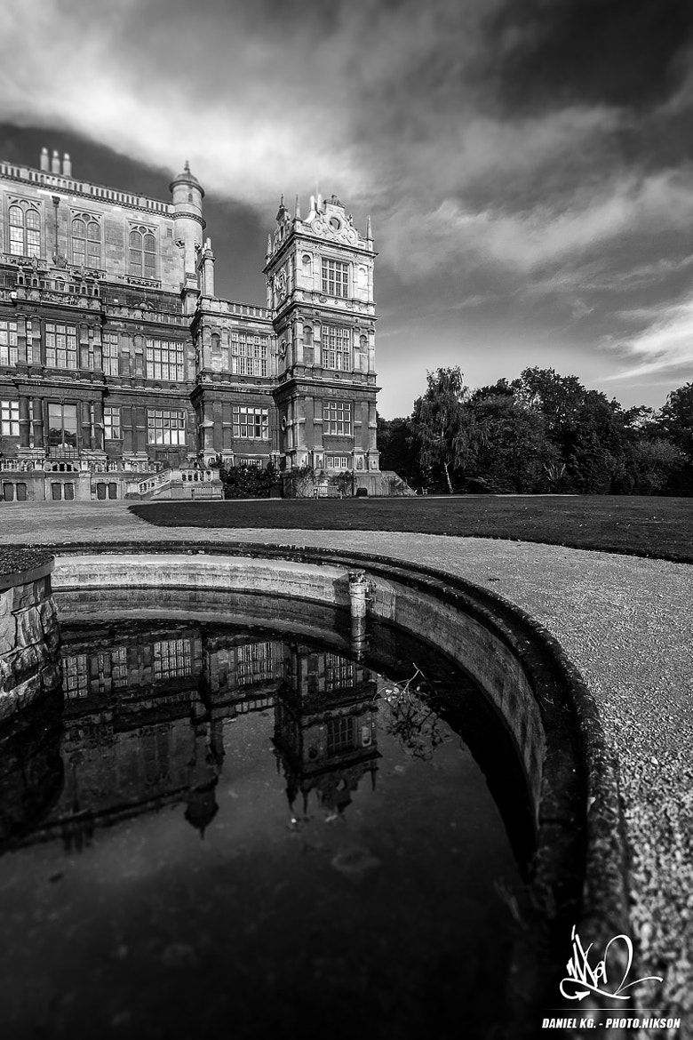 Photograph Wollaton Hall by Daniel KG on 500px