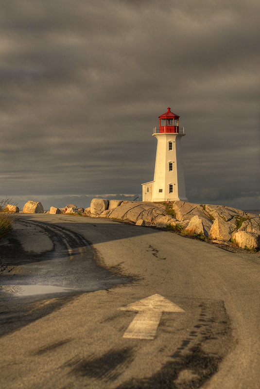 Photograph This way to the Lighthouse by Peter  M on 500px