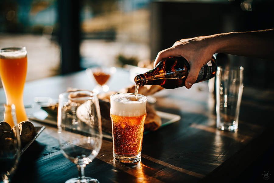 That good looking beer, автор — Helena Lopes на 500px.com