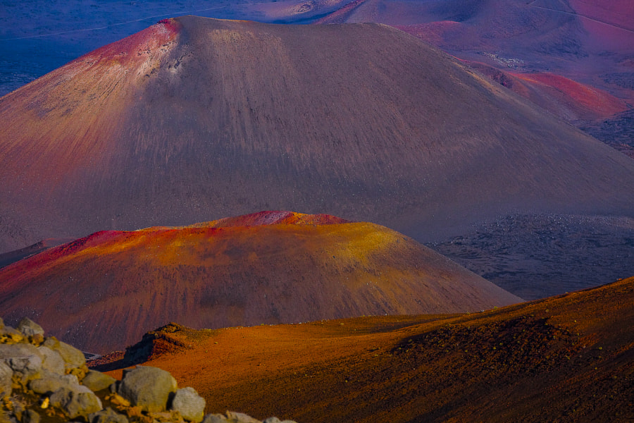 thanks for a million views hawaii volcano Haleakalā by Mark Bowen on 500px.com