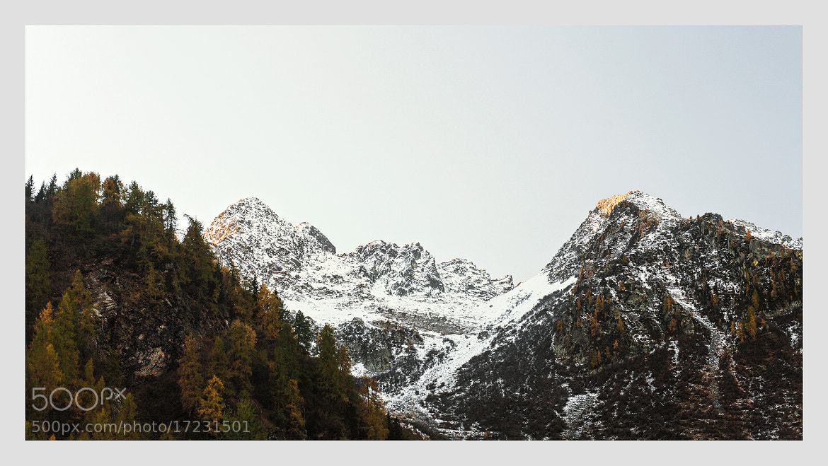 Photograph these are my mountains by FeFoPhotography  on 500px