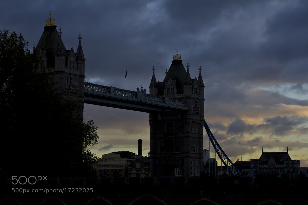 Photograph Sunset in London! by Lucía Rmr on 500px