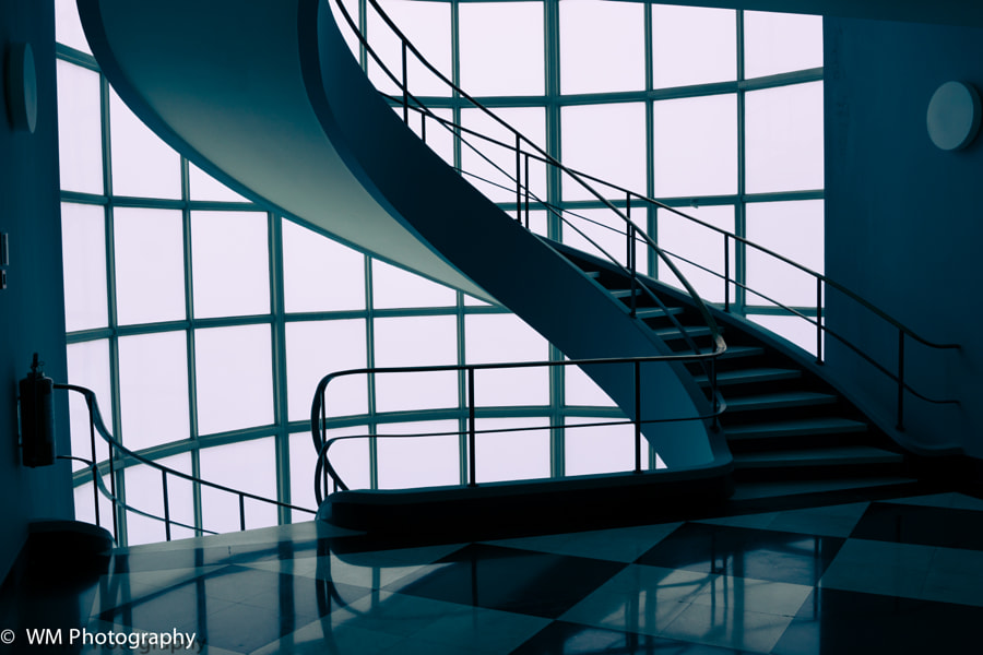 Den Bell Stairs Antwerp