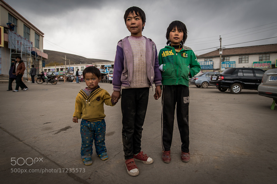 Photograph City Nomads by Evgeny Tchebotarev on 500px