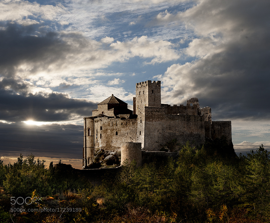 Photograph Castillo de Alquezar / Castle alquezar by Francisco García Ramírez on 500px