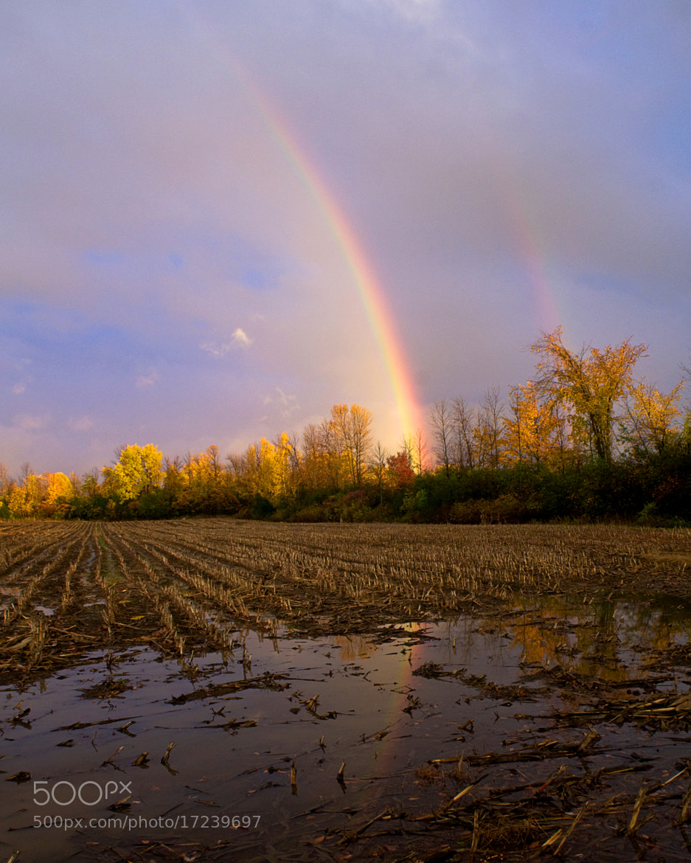 Photograph October Rainbow by Kirk Marshall on 500px