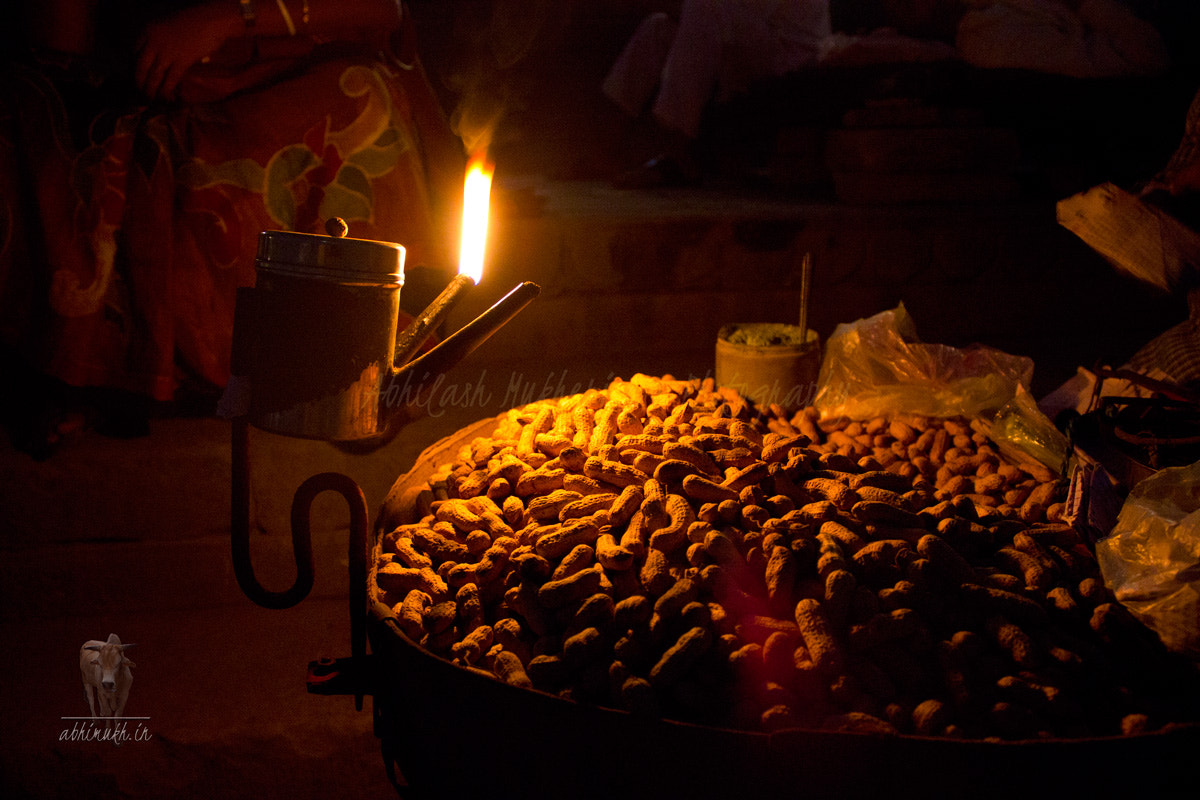 Photograph Coming of groundnuts indicate winter has touched north India by Abhilash Mukherjee on 500px