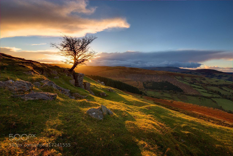 Photograph Windy Ridge Sunset by Gary Howells on 500px