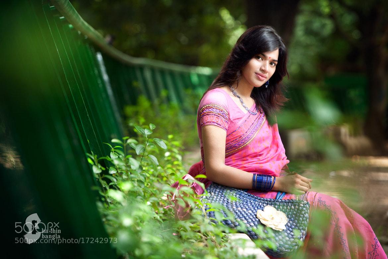 Photograph Tasnim. by Zia Uddin on 500px