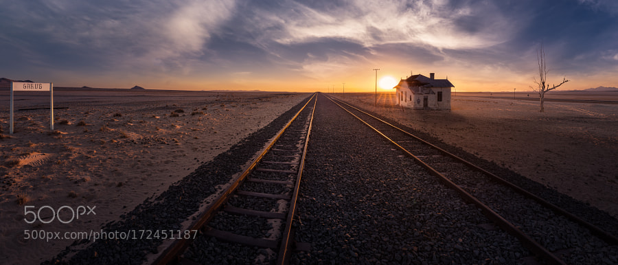 Once upon a time came a train #2