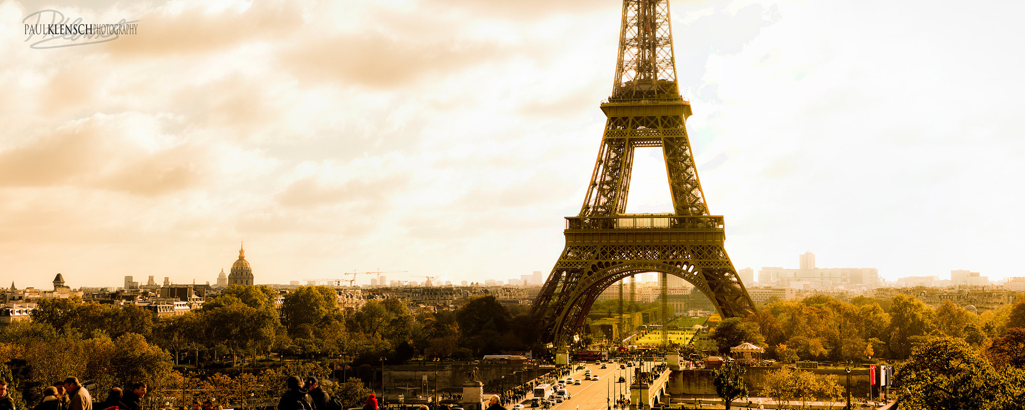 Photograph The Eiffel by Paul Klensch on 500px