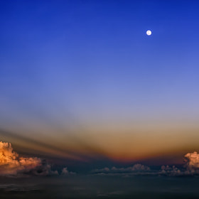 High Altitude Twilight by Chaluntorn Preeyasombat (ting708)) on 500px.com
