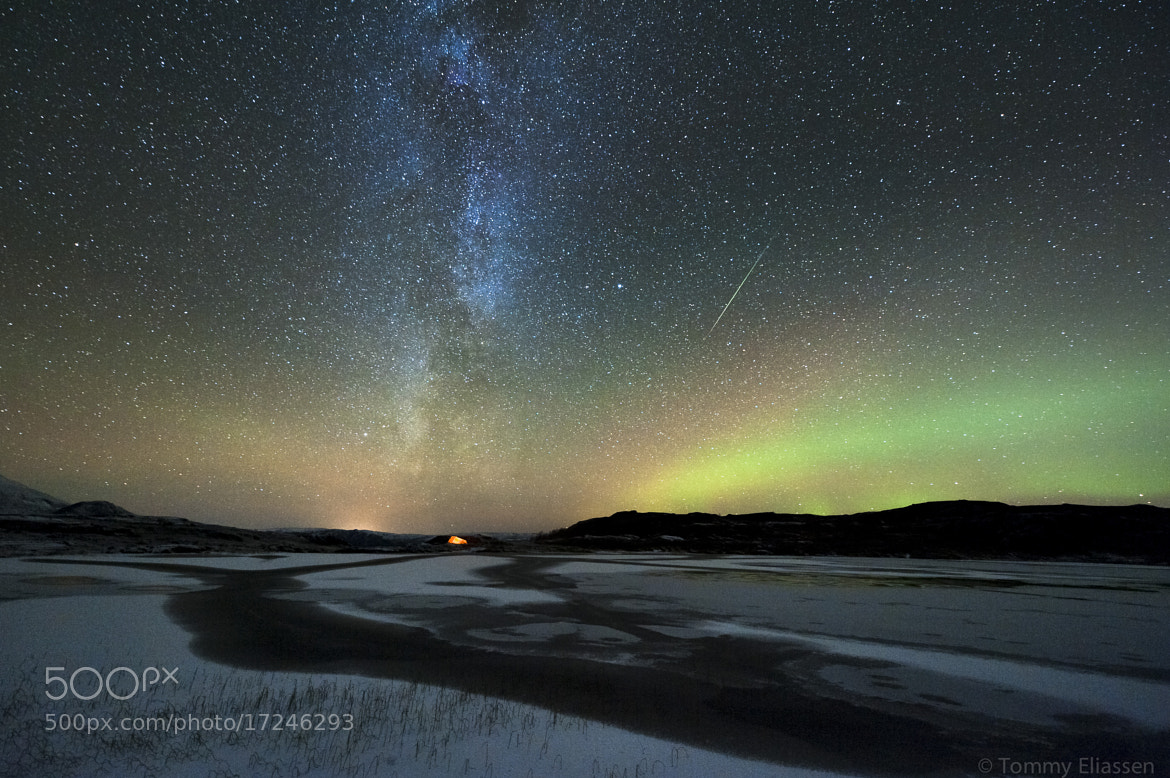 Photograph My camp by Tommy Eliassen on 500px