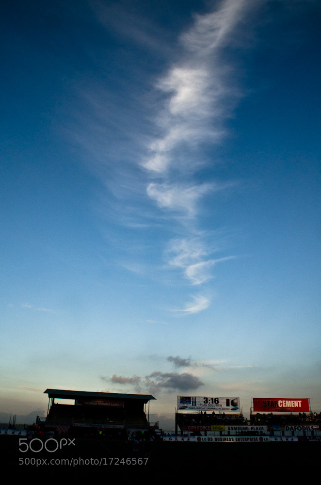 Photograph Lammual with clouds by Rosangluaia Betlu on 500px