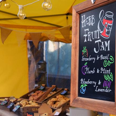 Jam Market Stall