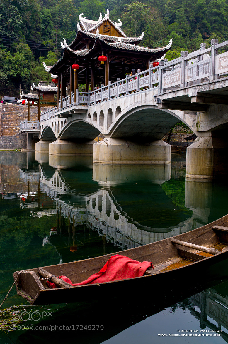 Photograph FengHuang River Scene by Stephen Patterson on 500px