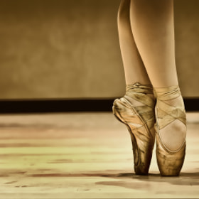 On Pointe by Keith Willette on 500px.com