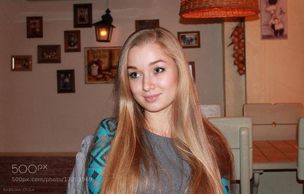 Photograph Яна by Olga Usacheva (Babkina) on 500px