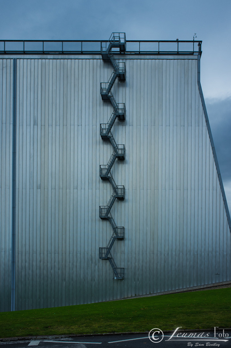 Photograph Staircase by Sam Bentley on 500px