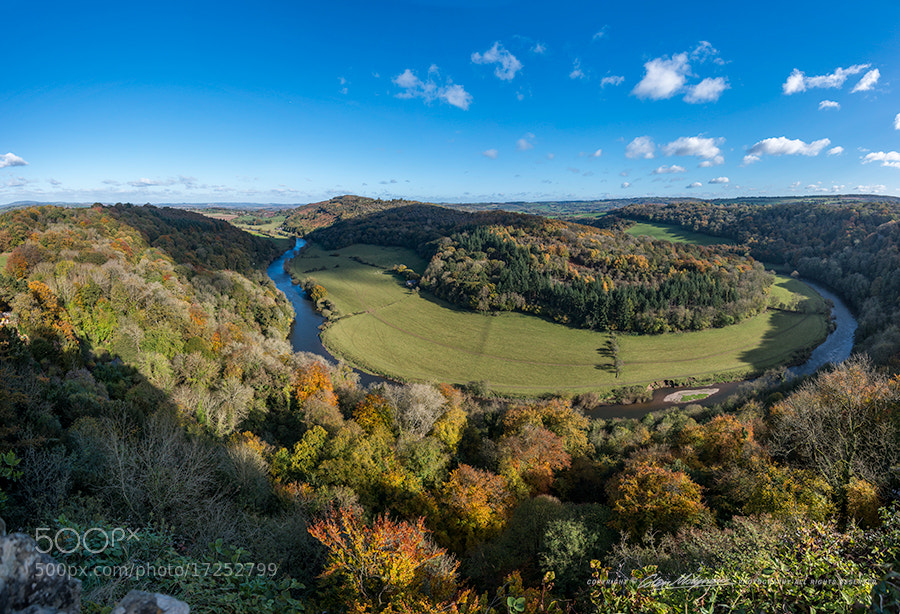 Photograph RIVER WYE by COLIN MOLYNEUX on 500px