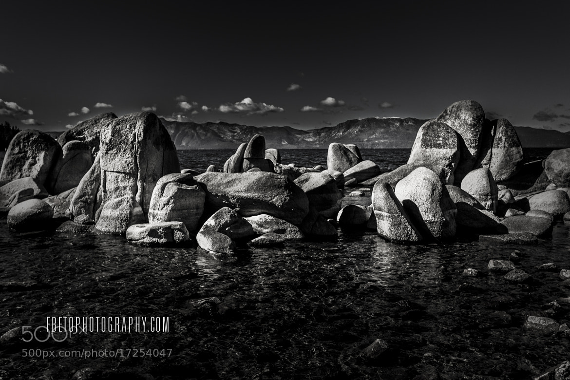 Photograph Lights and Stones by Fernando De Oliveira on 500px
