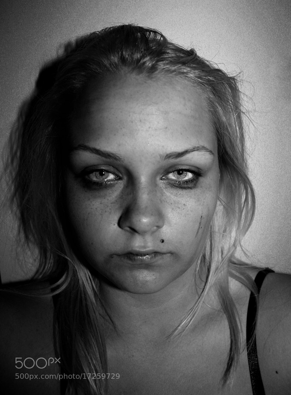Photograph Self-portrait by Kine Vestergaard on 500px