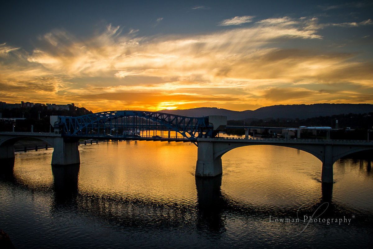 Photograph Chattanooga Sunset by Brian Lowman on 500px