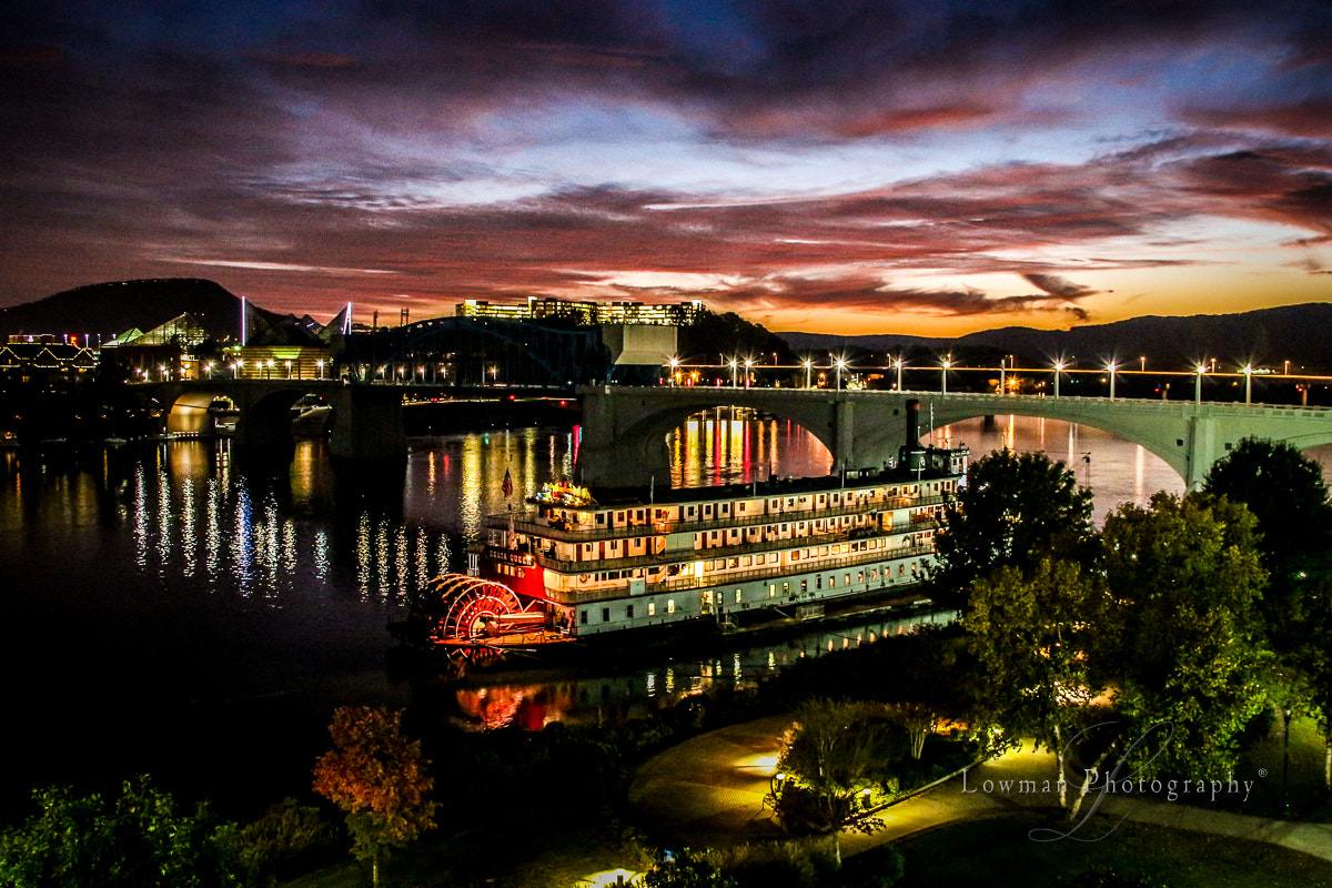 Photograph TN River by Brian Lowman on 500px