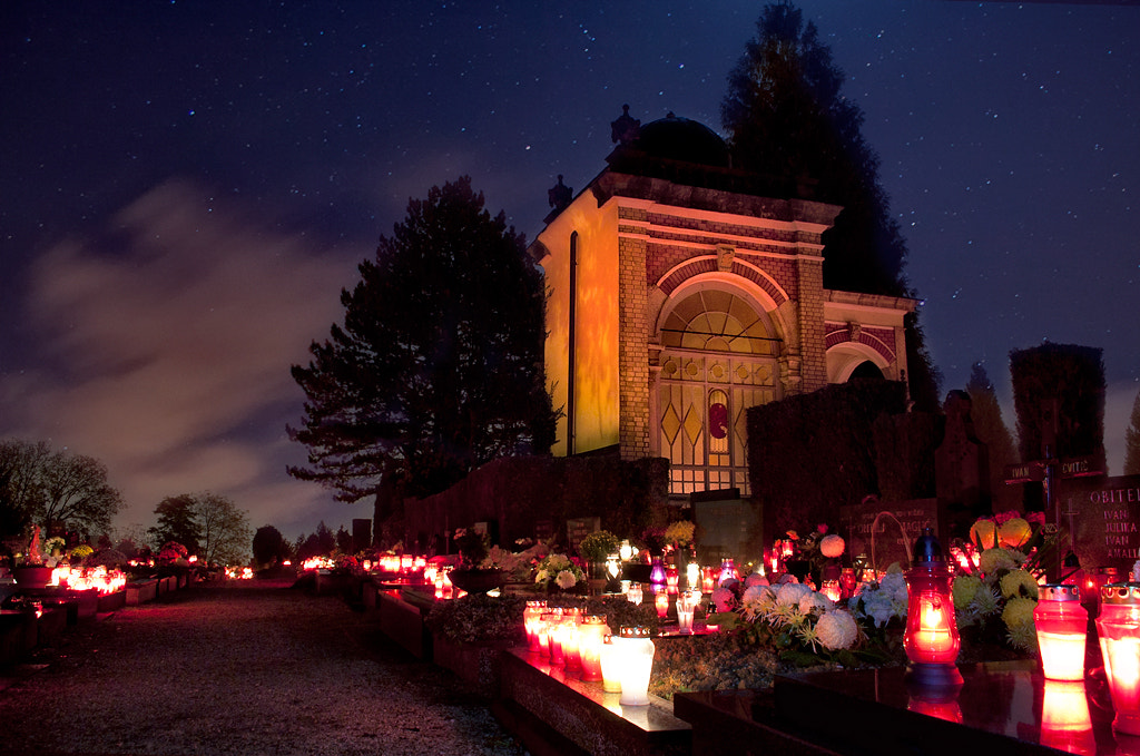 Photograph All Saint's day 2012  by Vlatko Skendrovic on 500px
