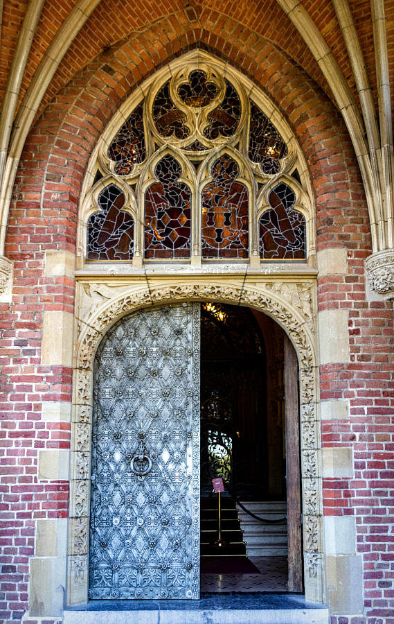 At the Door by Grazia Hattem on 500px.com