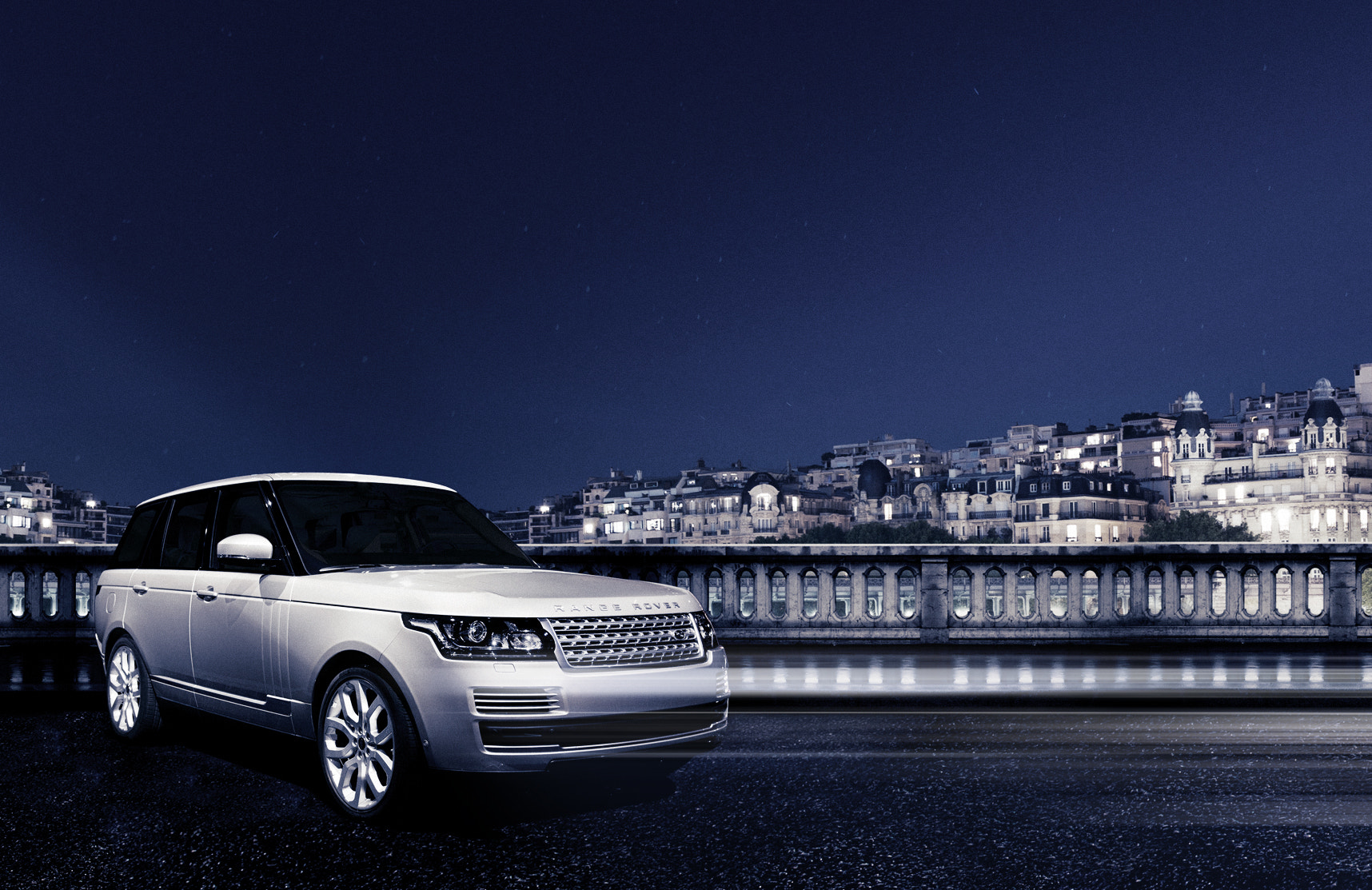 Photograph The All New Range Rover by Ivan  Nava on 500px