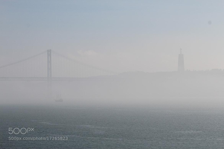 Photograph Quando o nevoeiro vem.. tudo desaparece.. by João Pires on 500px