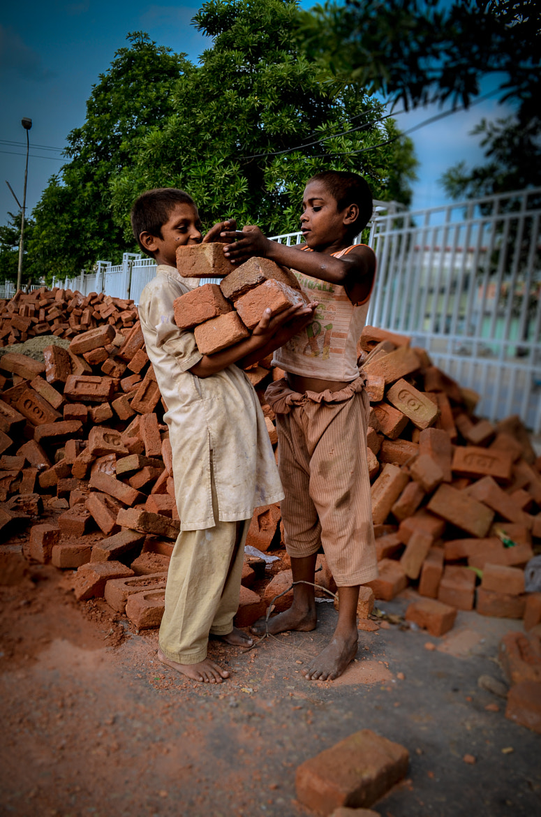 Photograph poor kids by ShutterAge  on 500px