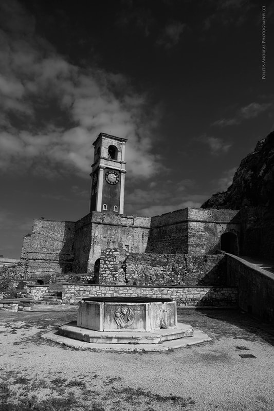 Photograph Corfu Old Fortress by Andreas Politis on 500px