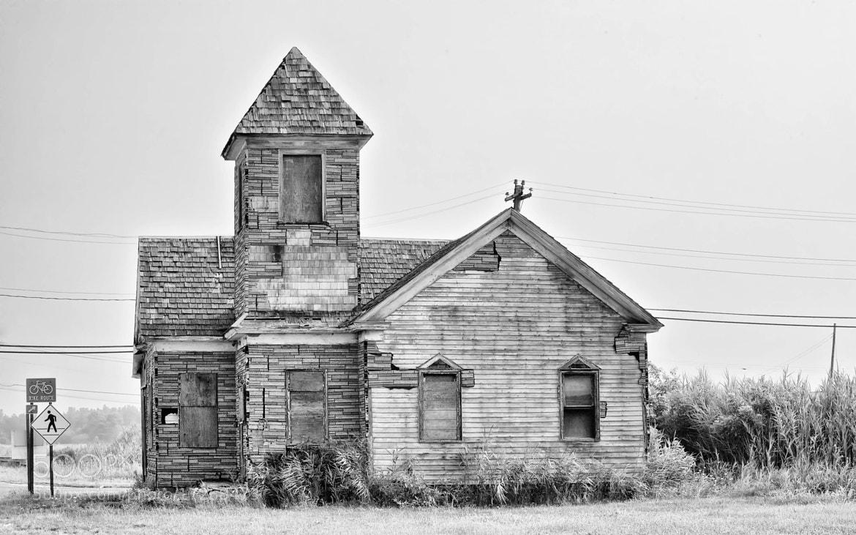 Photograph Church — Bivalve, NJ by Joseph Nash on 500px