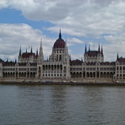 Parlement of Hungary, Panasonic DMC-FS30