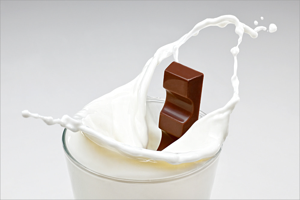 Photograph milk & chocolate by Alexander Heinrichs on 500px