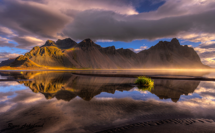 Vestrahorn by Rune Askeland on 500px.com
