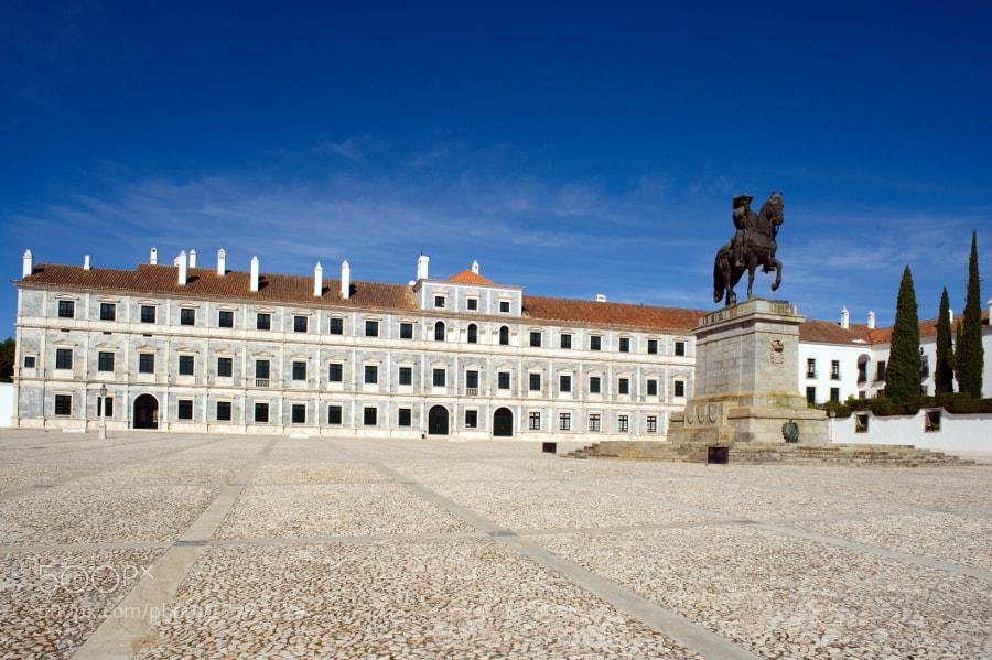 Photograph Vila Viçosa Palace by José Rocha on 500px