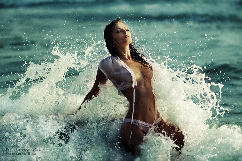 Photograph sea by Medvedeva Nika on 500px