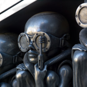 Giger's museum by Sven Doublet (yahnaon)) on 500px.com