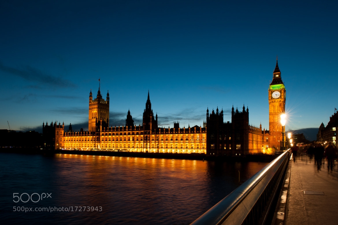 Photograph British Parliament by Hubert Mical on 500px