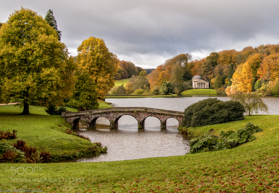 Photograph Stereotypical Stourhead! by Gary Clark on 500px