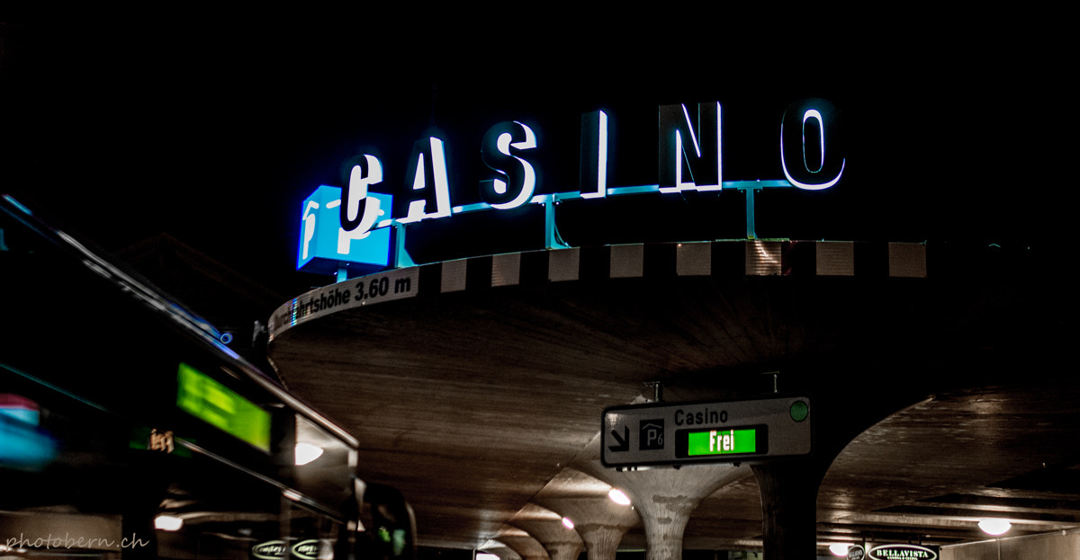 Photograph Casino by Markus Hulliger on 500px
