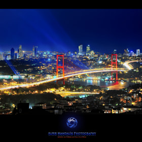 Istanblue by Alper Mandalik (alpermandalik)) on 500px.com