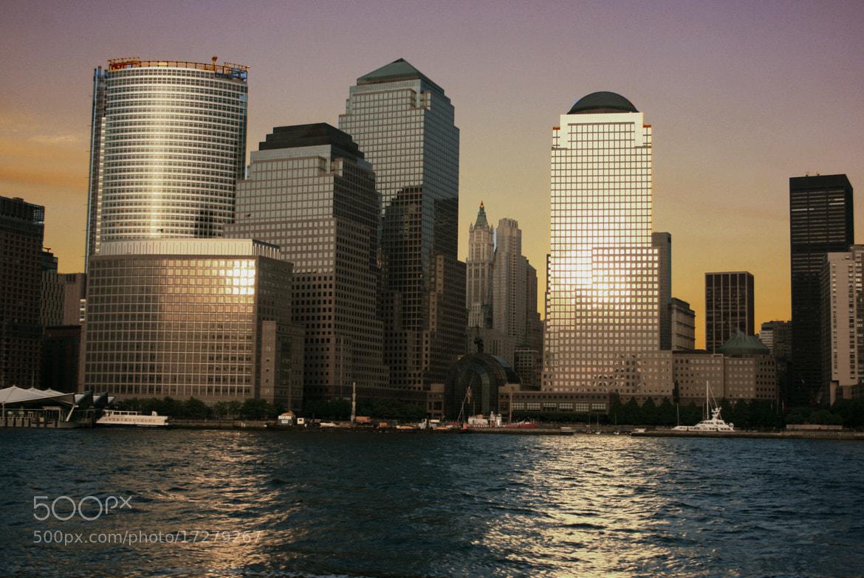 Photograph Glass City by Emilio Olivares Novo on 500px