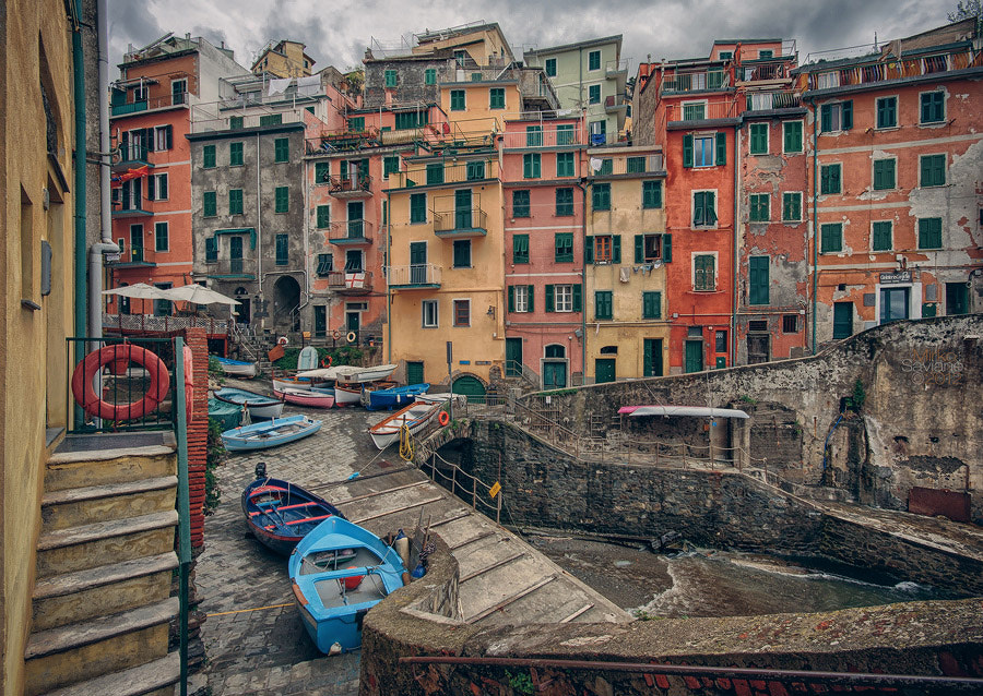 Photograph Riomaggiore by Mirko Saviane on 500px