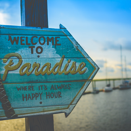 welcome to paradise, Nikon D7100, Sigma 28-200mm F3.5-5.6 Compact Aspherical Hyperzoom Macro