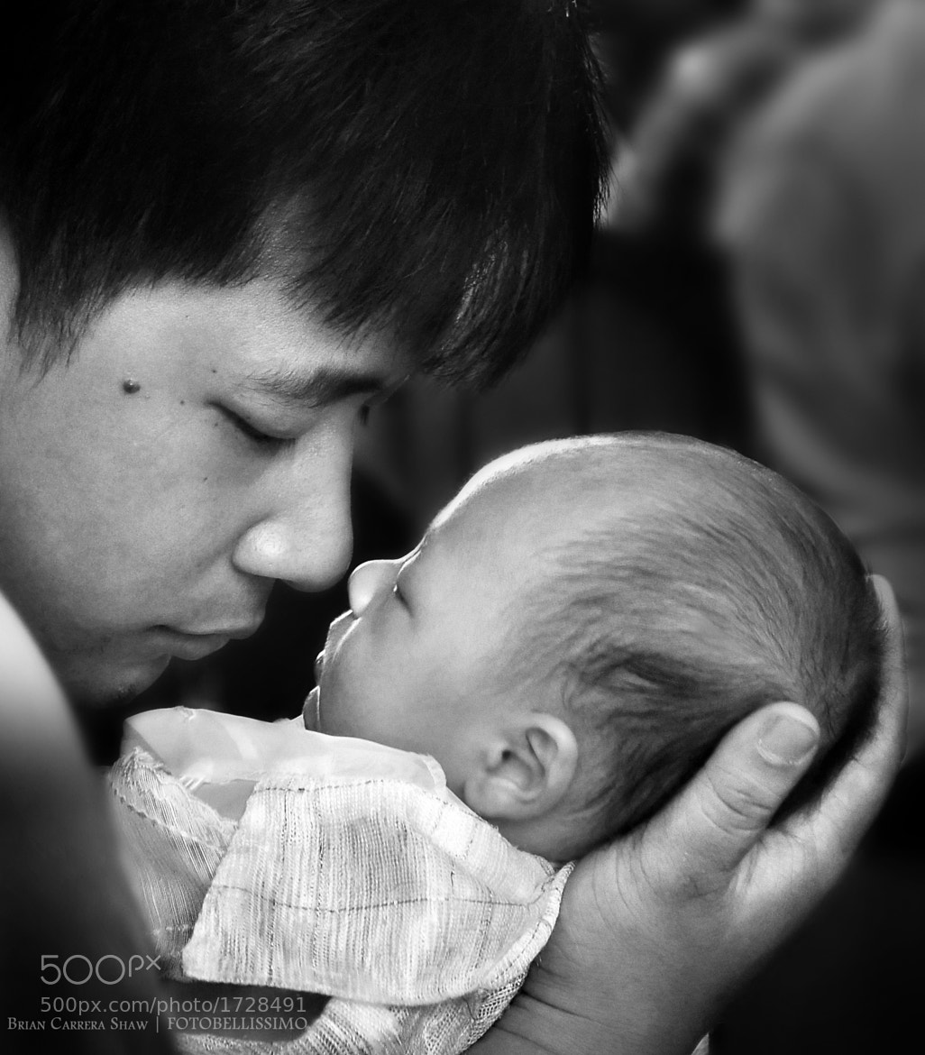 Photograph A father's promise by Brian Shaw on 500px